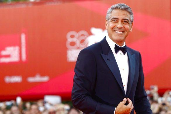 Ocho cosas que no sabías de George Clooney