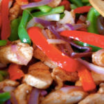saeten com fajitas de pollo y chiles las sobras de comida pueden envenenar a tu familia