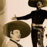 fotografia de los grandes cantantes de mexico pedro infante agustin lara antonio aguilar