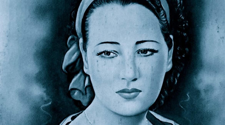 pintura de la cantante mexicana lucha reyes conoce la vida de la cantante lucha reyes