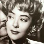 fotografia de la actriz silvia pinal llamada diva de mexico junto otro actor mexicano