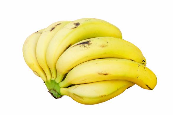 penca de ocho platanos amarillos conoces todos los beneficios de comer fruta