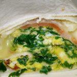 tortilla de harina jamon queso perejil conoce distintas maneras de preparar huevo