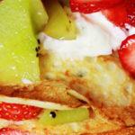 hot cakes con fruta desayunos para acelerar el metabolismo de manera rapida y sencilla