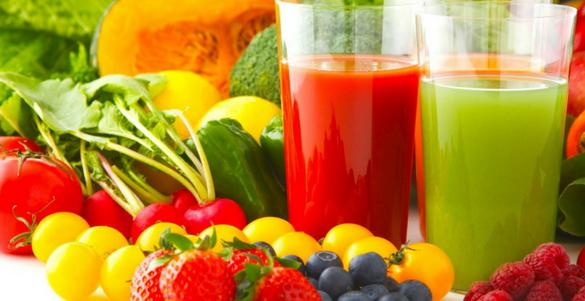 jugos de frutas frutas y verduras que son alimentos saludables para adultos mayores