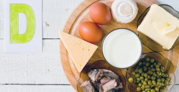 plato con huevos queso crema pescado y verduras ricos letra d con beneficios del magnesio