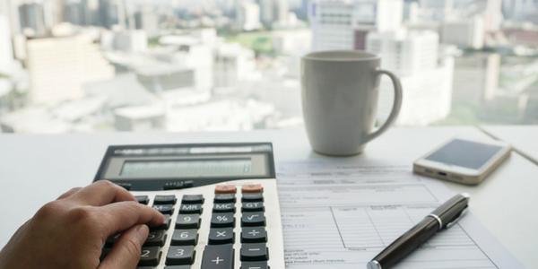 calculadora taza pluma celular y papel lo que necesitas para reclamar tu ahorro fovissste