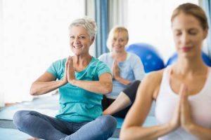 old yoga