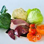 frutas y verduras que ayudan a mejorar la coagulación de la carne