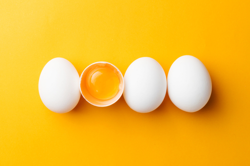 la importancia de comer huevo adecuadamente