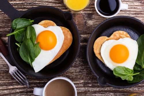tips para comer huevo de forma saludable y evitar el colesterol