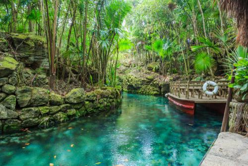 parque ecologico arquitectonico xcaret mexico