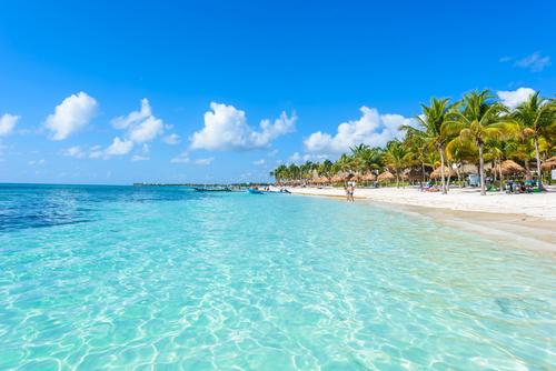 el lugar mas visitado en mexico es la riviera maya