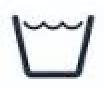 simbolo de lavado