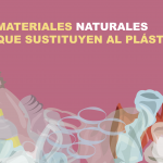 ilustración con diferentes tipos de envases plásticos