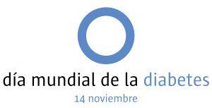 logo del dia mundial de la diabetes 14 de novimbre