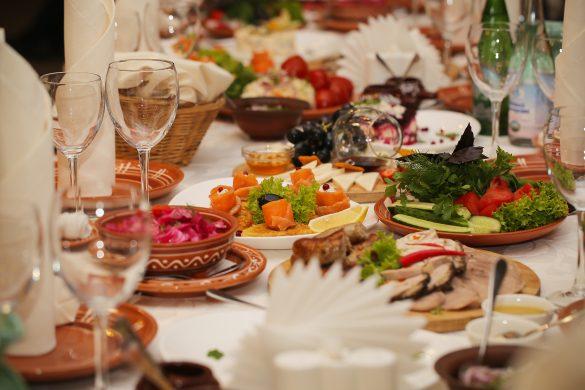 recetas y cenas navideñas
